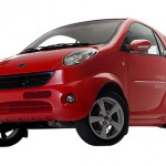 """""""smart"""" looking car: the Wheego Whip LiFe electric car"""