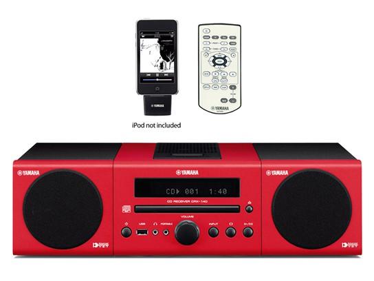 Yamaha MCR-140 Micro Component System 544px