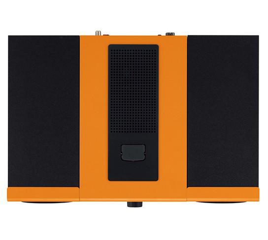 Yamaha MCR-140OR: orange 544px