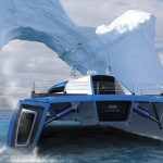 Submerge is a catamaran, a submarine and a floating home