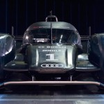Audi unveiled its new contender for Le Mans 24 hour race