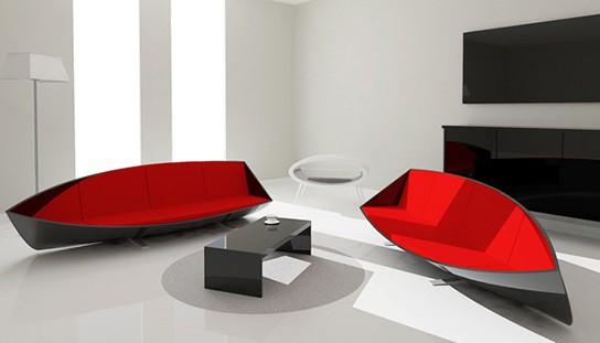 Bongyoel Yang Boat Sofa img1 544px