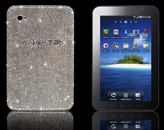 Crystal Galaxy Tab 544px