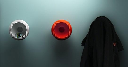 David Cathro Blomp Coat Hanger img1 544px