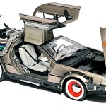 the perfect time machine: the DeLorean Time Machine Hard Drive
