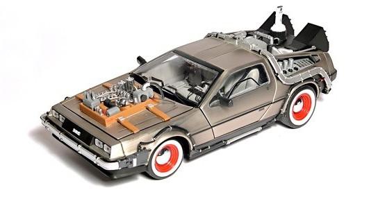 FlashRods DeLorean Time Machine Hard Drive img5 544px