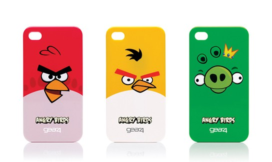 Gear4 Angry Birds cases for iPhone 4 544px