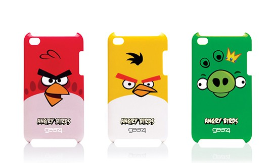 Gear4 Angry Birds cases for iPod Touch 544px