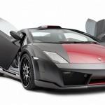 Hamann Victory II Lamborghini LP560-4 - front doors opened 544px
