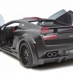 Hamann Victory II Lamborghini LP560-4 - rear door opened 544px