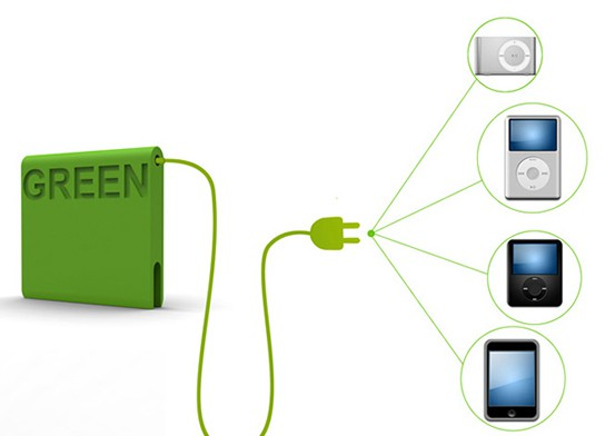 I-Green Bicycle Charging System img3 544px