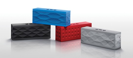 Jawbone JAMBOX Bluetooth Speaker - designs 544px