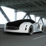 magnetic levitation used in Astrum Meera concept car
