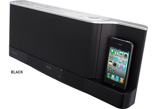 Kenwood CLX-70 Sound Dock - Black 544px