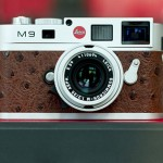 Leica M9 limited edition - front view 544px