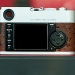 Leica M9 limited edition - back view 544px