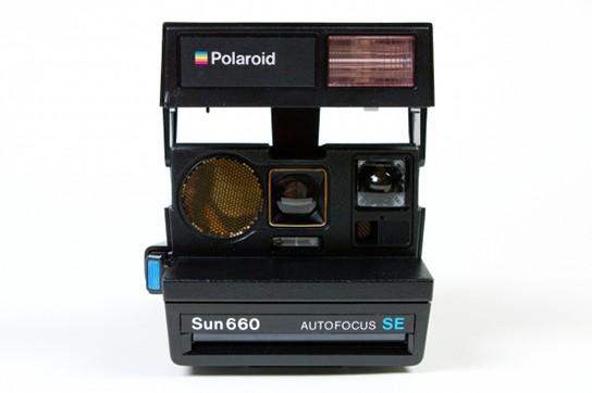 Limited Edition Polaroid 660 Sun Camera img3 544px