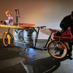 Beer Bike puts a beer bar together with a bicycle
