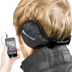 Midland SubZero Headphones warm your ears with music