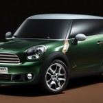 new Mini Paceman concept to debut in Detroit Auto Show