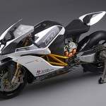 eco-friendly power: Mission R TTXGP Electric Superbike