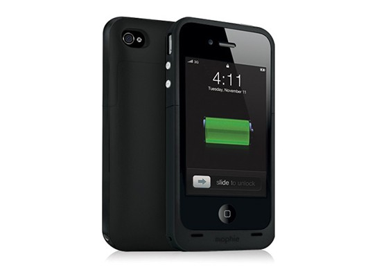 Mophie Juice Pack Plus black 544px