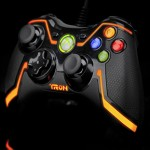official licensed limited edition TRON XBOX 360 controller