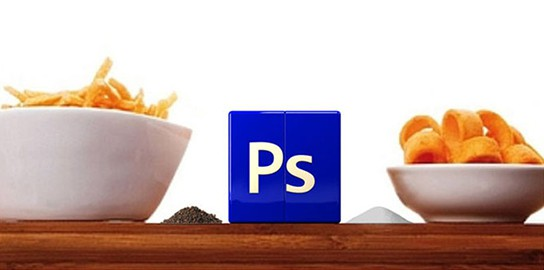 Photoshop Salt & Pepper Shakers img1 544px