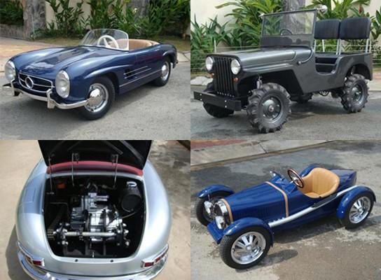 Pocket Classics Miniature Classic Cars img2 544px