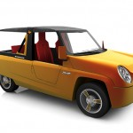 a car made of BamBoo? Rinspeed BamBoo Concept