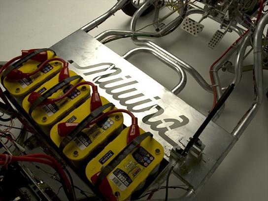 Takayanagi Miluira Electric Vehicle - power pack 544px