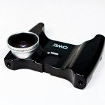 the OWLE turns your iPhone 4 into a hand-held HD-video rig