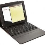 a Bluetooth keyboard that protects your iPad as well