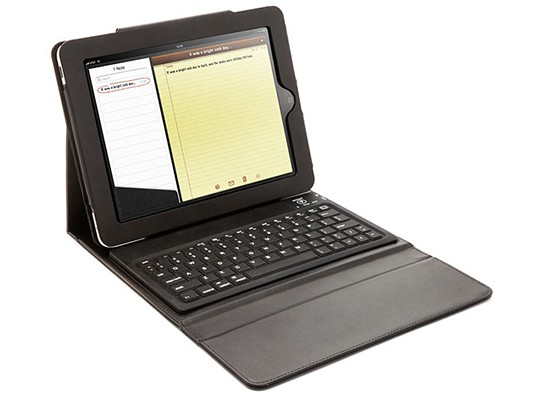 ThinkGeek iPad Bluetooth Keyboard Case img1 544px