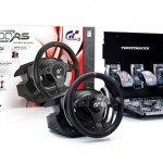Thrustmaster announces Officially Licensed PS3 Steering Wheel