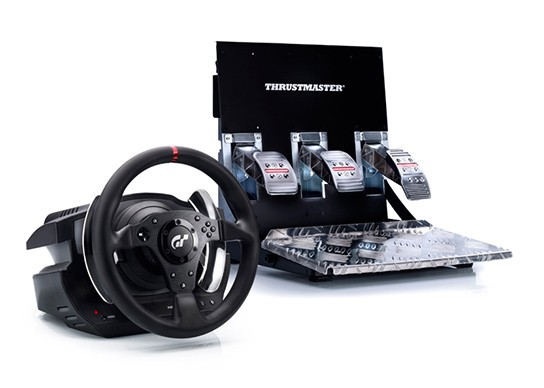 Thrustmaster T500 RS wheel and pedal set img2 544px