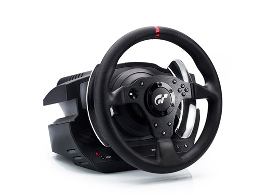 Thrustmaster T500 RS - the steering wheel 544px
