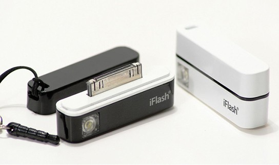 iFlash External Flash white and black version 544px