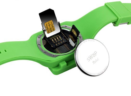 sWaP Rebel watch sim-card and micro-SD card compartment 544px