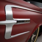 1964 Dodge Charger Concept - side close-up 800px