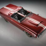1964 Dodge Charger Concept - top front view 800px