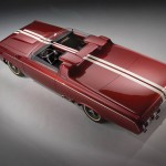 1964 Dodge Charger Concept - top rear view 800px