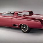 1964 Dodge Charger Concept - angled rear view 800px