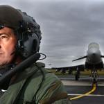 advance head-up display helmet for Eurofighter Typhoon