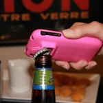 Be a HeadCase bottle opener case action shot 600x600px