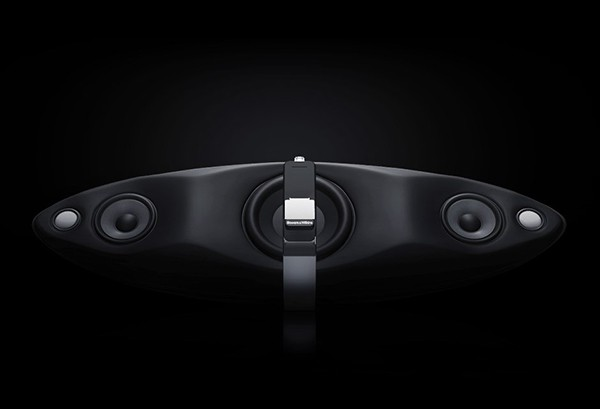 bowers wilkins introduces wireless play dock for ios. Black Bedroom Furniture Sets. Home Design Ideas