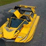 Dobbertin HydroCar with doors opened 544px