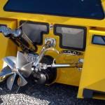 Dobbertin HydroCar - close-up of propeller 544px