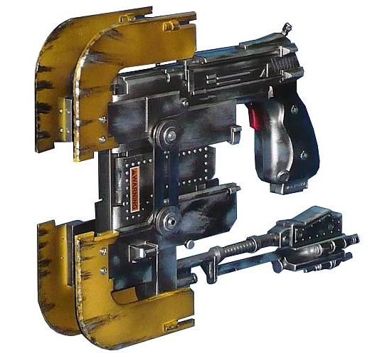 amazing dead space plasma cutter fullsize replicas