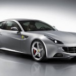 Ferrari's first 4-seater and four-wheel drive supercar (update)